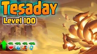 getlinkyoutube.com-Monster Legends: TESADAY (Level 1 to 100) + Combat PVP