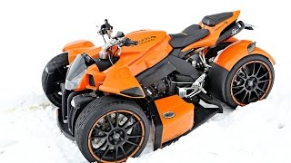 getlinkyoutube.com-Lazareth Wazuma R1 - The Ultimate Toy - Quad powered by Yamaha