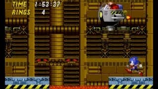 Sonic 2 massive 17 boss fights in one go  epic a must watch
