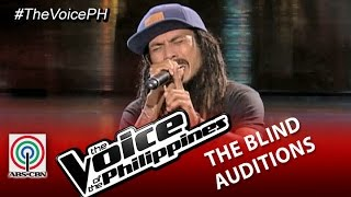 "getlinkyoutube.com-The Voice of the Philippines Blind Audition ""One Day"" by Kokoi Baldo (Season 2)"