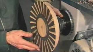 getlinkyoutube.com-Schalen drechseln im Video