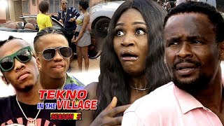 Tekno in the village Season 3 - 2018 Latest Nigerian Nollywood Movie Full HD width=
