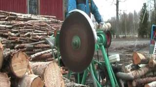 getlinkyoutube.com-circular saw,   powered by bernard engines