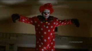 getlinkyoutube.com-Evil Scary Floating Clown
