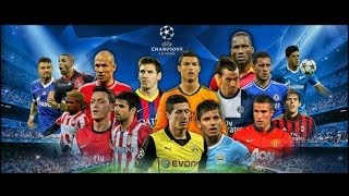 UEFA Champions League Song - Lyrics with Highlights