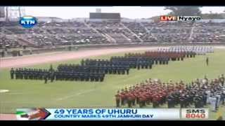 Jamhuri Day (12-12-12) - Trooping of the Colour 2