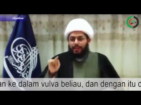 Fatwa Sesat Ulama Syiah: Yasser Al Habib part 2 (bahasa melayu)