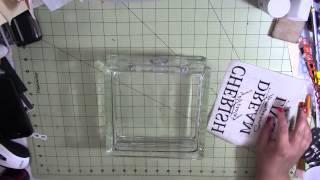 Lighted Glass Block Tutorial