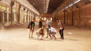 getlinkyoutube.com-13.13 Crew   Work Hard Play Hard - Wiz Khalifa (Choreography)