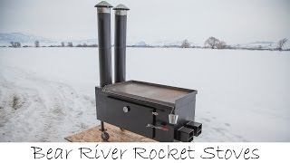Intro to Bear River Rocket Stoves