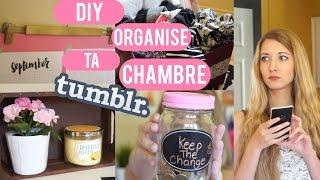 getlinkyoutube.com-DIY | Organise ta chambre inspiration TUMBLR !