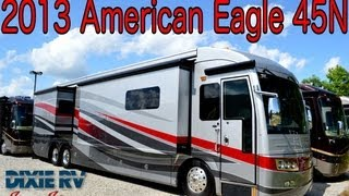 2013 American Coach American Eagle 45N at Dixie RV