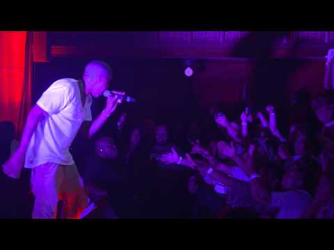 "nas ""hate me now"" live w/ vitaminwater + FADER"