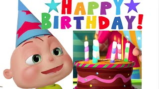 getlinkyoutube.com-Happy Birthday Song | Videogyan 3D Rhymes | Nursery Rhymes For Children