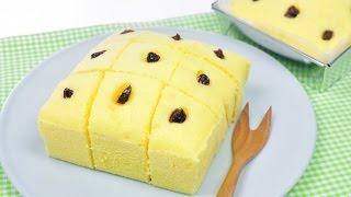 getlinkyoutube.com-Thai Spong Cake (Thai Dessert) – Kanom Sa Lee ขนมสาลี่