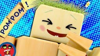getlinkyoutube.com-Pom Pom For Kids | 60 MINUTE COMPILATION | Fredbot Children's Cartoon (Pom Pom And Friends)