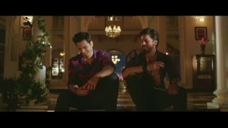 Daayre--Dilwale (Shah Ruck Khan, Kajol, Varun, Kriti) Khan Store Music Video 2015