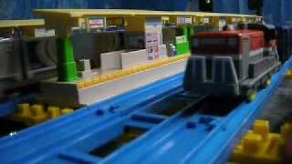 getlinkyoutube.com-プラレール貨物列車11 【総集編】 Plarail Freight Trains 11