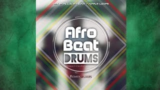 AFroBeat Drum Loops and One Shot Samples
