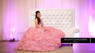 getlinkyoutube.com-Melany's Quinceañera Highlight Video |  Alarcon Studios