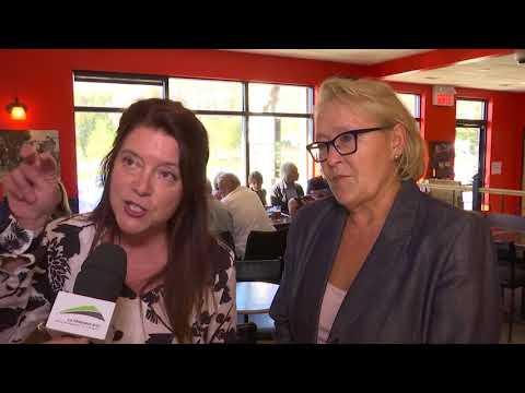 Coup de main de Pauline Marois à Nathalie Leclerc