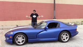 I Sold My Dodge Viper: Wrapping Up a Year With My Viper width=