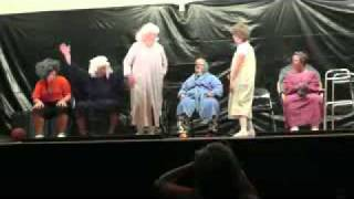getlinkyoutube.com-SMS 2011 Teacher Talent Show Rapping Grannies