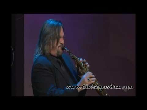 Christmas Songs ~ Classic Christmas Carol Deck the Halls ~ Soprano Sax Greg Vail