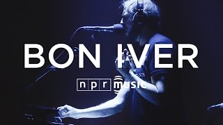 getlinkyoutube.com-Bon Iver: Full Concert | NPR MUSIC FRONT ROW