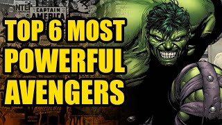 getlinkyoutube.com-Top 6 Most Powerful Avengers
