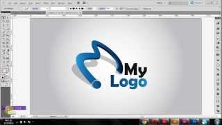 getlinkyoutube.com-دروس تصميم شعار  انشاء شعار 3D بواسطة Adobe Illustrator Tutorial