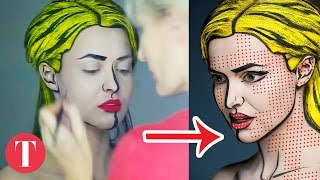 getlinkyoutube.com-Amazing Makeup Artists That Will Blow Your Mind