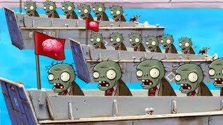 getlinkyoutube.com-Plants vs. Zombies - D-Day