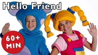 getlinkyoutube.com-Hello Friend and More   Nursery Rhymes from Mother Goose Club!