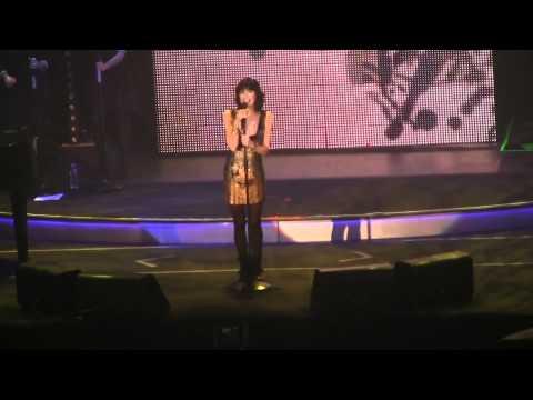 Giorgia - Udine 14 marzo 2012 - Gocce di memoria live
