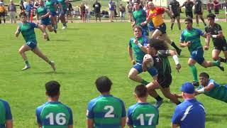 Liberty Rugby 2018 - Varsity vs Eastside 5-5-2018