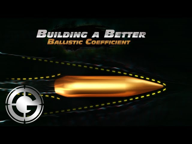 Building a Better Ballistic Coefficient