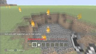 getlinkyoutube.com-Minecraft PS4 charged creeper