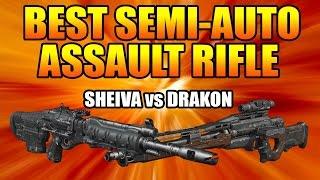 "getlinkyoutube.com-BLACK OPS 3 - DRAKON VS SHEIVA ""BEST ASSAULT RIFLE"" (INSANE RESULTS) CoD BO3 Best Assault Rifle"