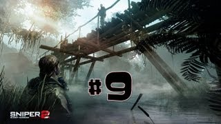 sniper: ghost warrior 2 - walkthrough - part 9 - bad karma (pc/x360/ps3) [hd]