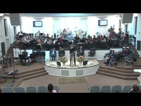Orquestra Sinfônica Celebração - Sobre as águas - 09 12 2018