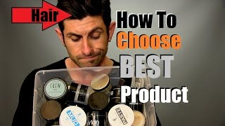 getlinkyoutube.com-How To Choose The Best Hair Product For Your Hairstyle | Hair Product Selection Tips
