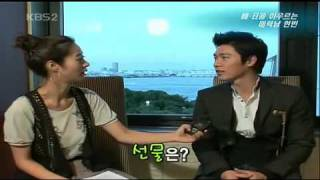 getlinkyoutube.com-Hyun Bin says about Song Hye Gyo.mp4