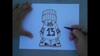 getlinkyoutube.com-How to draw a CHOLO