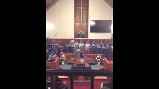 Anthony McBeth & The United Praise Chorale in Concert Featu