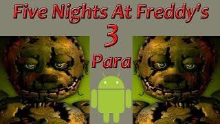 getlinkyoutube.com-Como descargar Five Nights At Freddy's 3 para Android