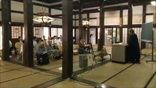 「親鸞聖人の御生涯に学ぶ」第3回 (3) 大谷大学名誉教授・沙加戸 弘 師 (大津別院親鸞講座2015年6月27日)