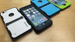getlinkyoutube.com-Redpepper Waterproof iPhone 6 Plus Cases: I DUMP MY IPHONE IN WATER pt. 2!