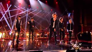 getlinkyoutube.com-One Direction - Story of My Life - American Music Awards - Midnight Memories