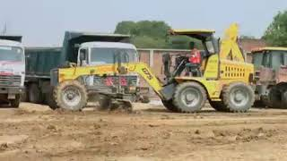 Construction & Earth Moving Equipment | Motor Grader India | Mahindra RoadMaster G75